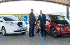 Nissan, BMW Partner to Build EV Charging Network in S. Africa
