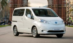 Seven-seat Nissan e-NV200 Launched in the UK