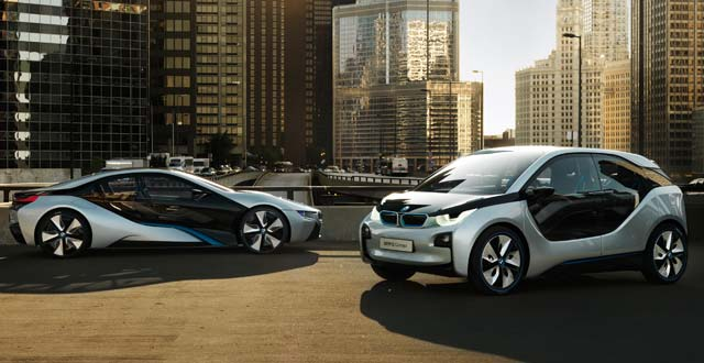 Bmw Chief Says Electric Cars Here To Stay E Hike