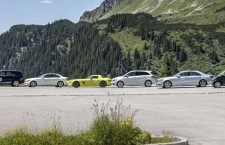 Silvretta E-Auto Rally: Mercedes-Benz At The Starting Line With Seven Electric Vehicles