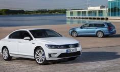 Volkswagen Launches Passat GTE Into European Markets