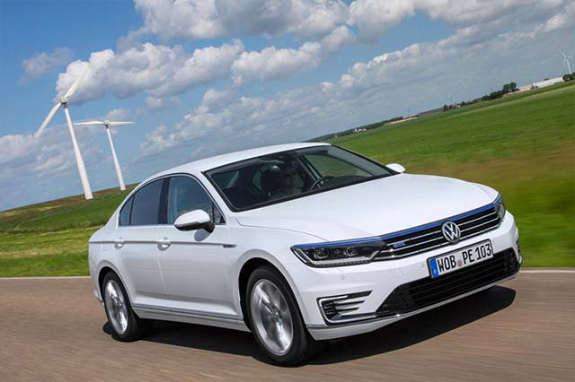 Passat GTE best seller in Sweden in 2016
