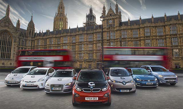 Electric Cars Will Dominate Uk Market By Survey Reveals