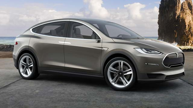 Tesla Has Chosen This Year S Goodwood Festival Of Sd And Moving Motor Show Weekend To Introduce Its Model X Electric Suv The Uk Market