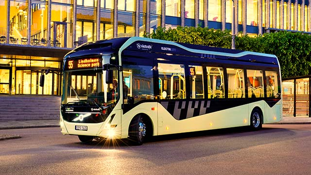 Volvo Buses to Unveil Volvo 7900 Electric at the Busworld Next Month