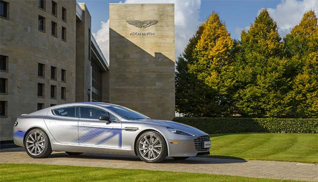Aston Martin To Develop Electric Car With China S Leeco E Hike