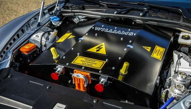 Aston Martin Unveils All Electric Rapide Concept Video E Hike