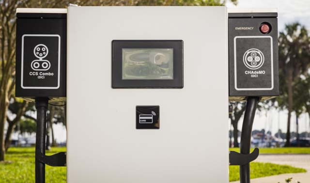 Bmw And Nissan Team Up To Deploy Dual Fast Chargers Across The Us