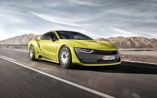 Victory Automotive Group >> Rinspeed Etos Is a Self-driving BMW i8 with Its Own Drone [video]