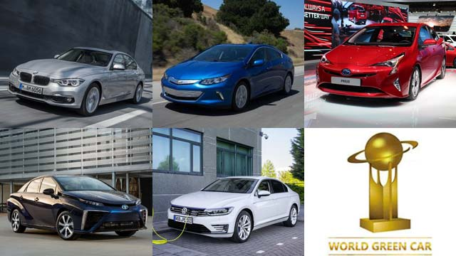 The Road To 2016 World Car Awards Continues With Today S Announcement Of Finalists In All Five Award Categories