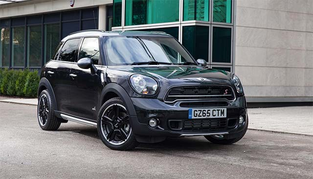 mini to launch plug in hybrid countryman by 2018. Black Bedroom Furniture Sets. Home Design Ideas