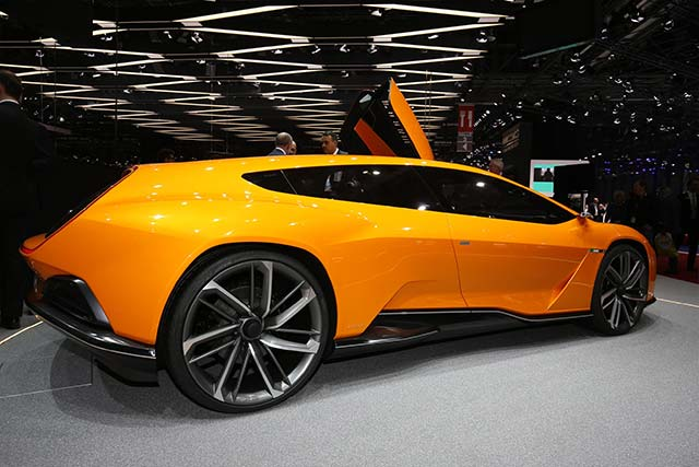 Wonderful Italdesign GTZero EV Supercar Unveiled At Geneva Motor Show