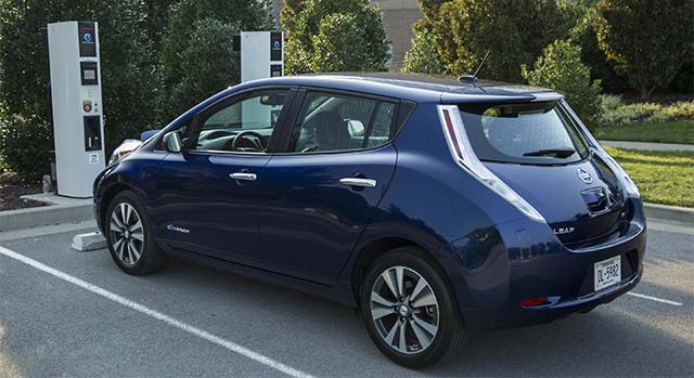 Nissan-Leaf-No-Charge-To-Charge