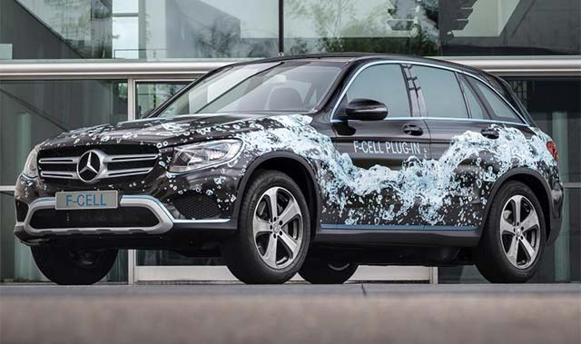 Mercedes Glc F Cell