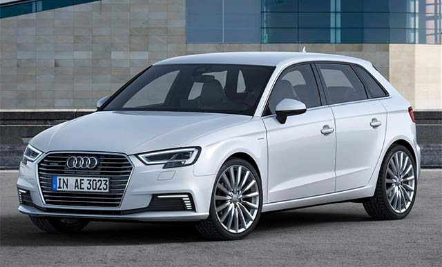 Audi A Sportback Etron Priced From Before Incentives - Audi incentives