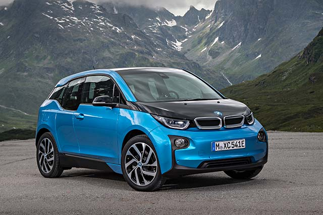Bmw Will Launch The Longer Range I3 At Upcoming Paris Motor Show