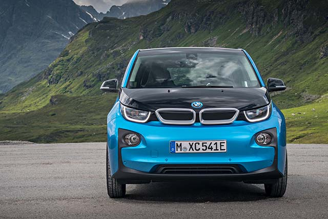 bmw launches longer range bmw i3 94 ah. Black Bedroom Furniture Sets. Home Design Ideas
