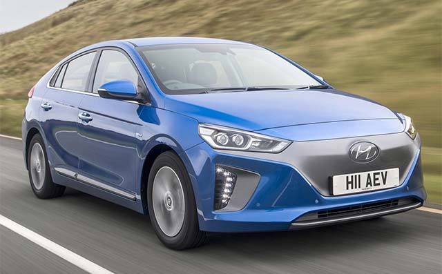 hyundai ioniq achieves five star euro ncap rating. Black Bedroom Furniture Sets. Home Design Ideas