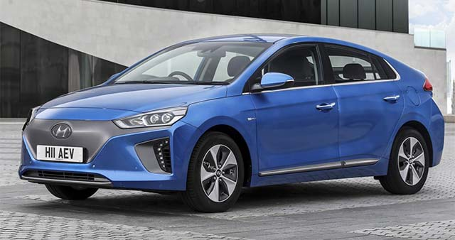 An All Electric Model The Ioniq Offers A 174 Mile Range Prices Start From 24 495 Inclusive Of Government Plug In Grant 4 500 For