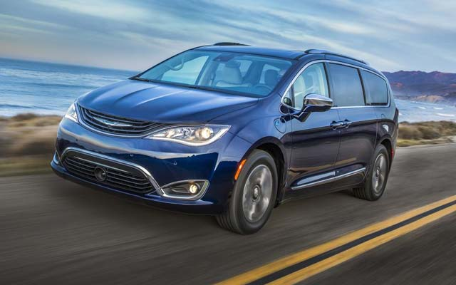 2017 chrysler pacifica hybrid gets 84 mpge combined epa rating. Black Bedroom Furniture Sets. Home Design Ideas