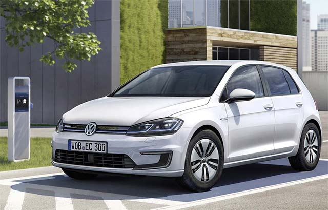 Vw To Build 150kw Ev Charging Network In The Us