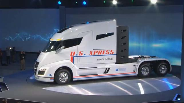Nikola Motor Company names Bosch and PowerCell AB as key fuel cell