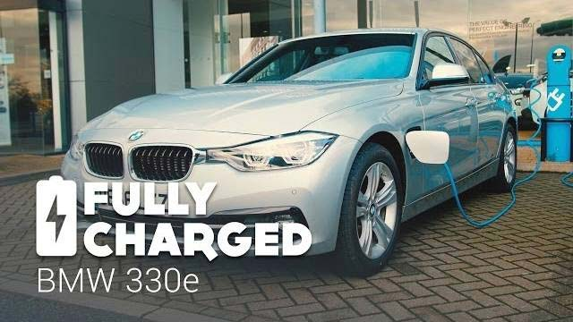video fully charged reviews bmw 330e. Black Bedroom Furniture Sets. Home Design Ideas