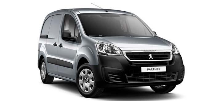 Peugeot Partner Electric gains new L2 partner
