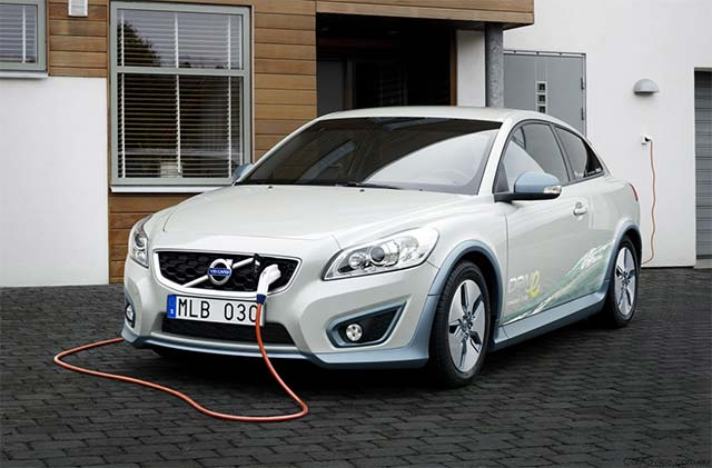 Volvo S First All Electric Car Will Be Made In China