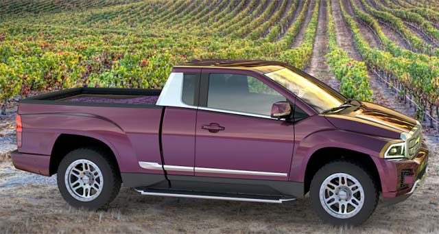 Havelaar Canada unveils Bison all-electric pickup truck
