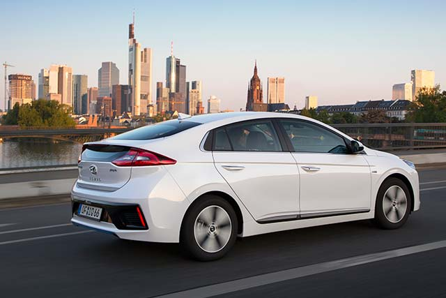 Hyundai Motor Promises An Electrifying Summer 2017 With The All New Ioniq Plug In Hybrid Arriving At European Showrooms