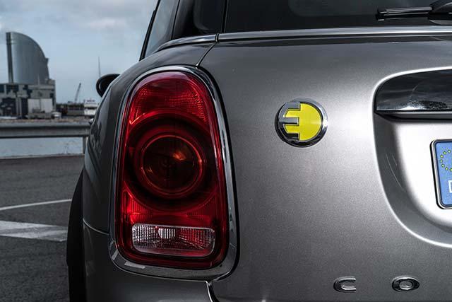 MINI Cooper S E Countryman ALL4: Full Specification
