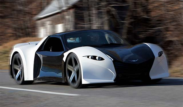 Tomahawk Electric Supercar In Seconds And Driving Range - Fastest sports cars 0 60