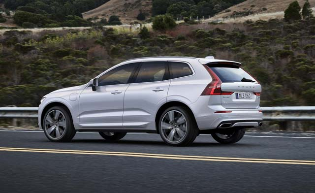 Polestar The Performance Brand Of Volvo Cars Has Introduced Latest Generation Train Optimisation For New Xc60 Plug In Hybrid
