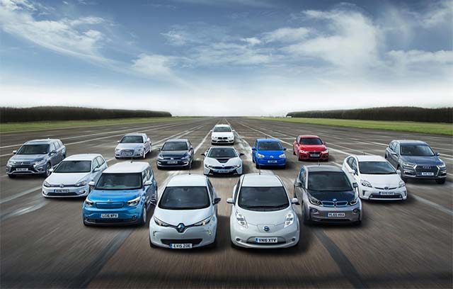 One Million Electric Cars Expected On Uk Roads By