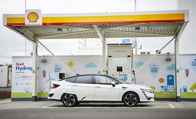 Electric Car Refueling Station Map