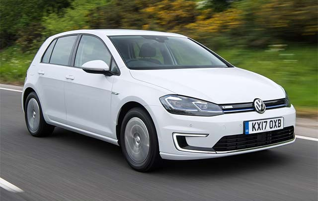 Volkswagen Golf Gte Sales Up By More Than 300 Year On Year In Uk