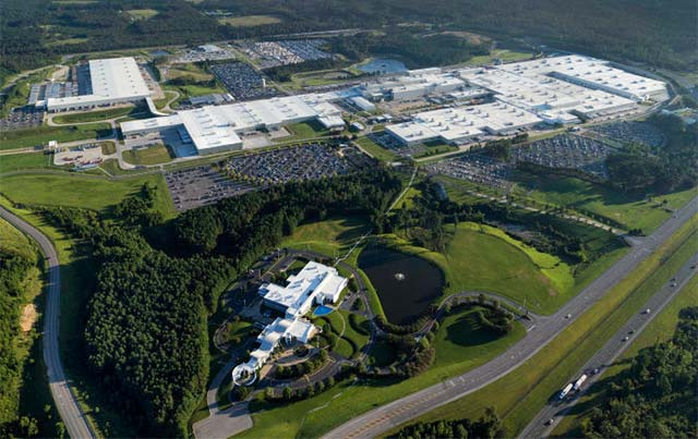 Mercedes benz to invest 1b in alabama to build eq for Mercedes benz plant in alabama jobs