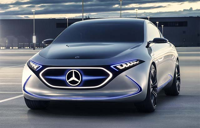 Mercedes benz to make electric vehicles in china for What country makes mercedes benz cars