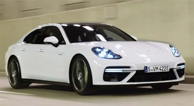 7b3b4773b0 Around 60 per cent of all new Panamera models that have been delivered in  Europe were equipped with a plug-in hybrid drivetrain.