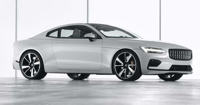 Volvo Cars And Its Owner Geely Holding Today Announced They Will Jointly  Invest EUR 640 Million (USD 753 Million) To Support The Initial Phase Of  Polestaru0027s ...