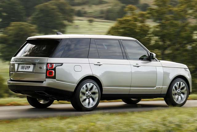 2019 Range Rover P400e Plug In Hybrid On Sale In Us Next Year E Hike