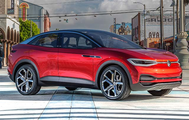 Volkswagen Id Crozz Electric Suv Coming In Us In 2020