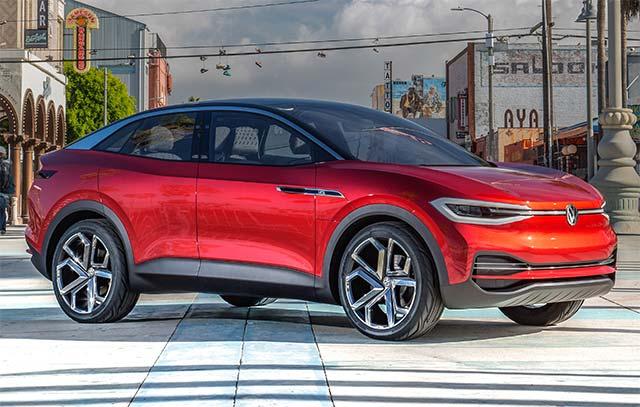 Volkswagen Id Crozz Electric Suv Coming In Us In 2020