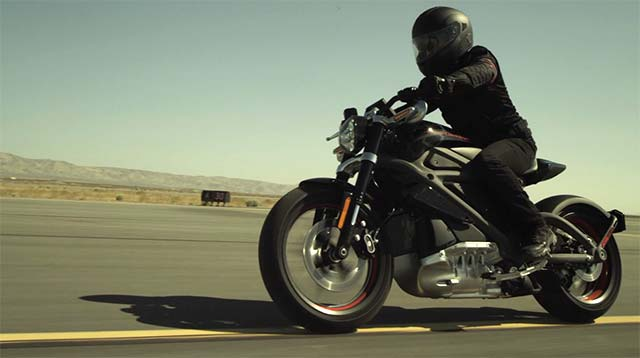 Harley-Davidson: confirms electric motorcycles, gets