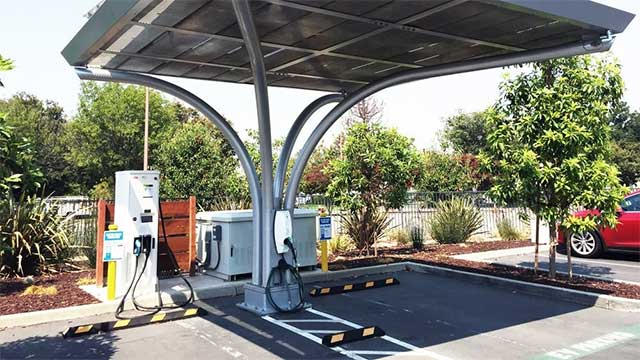 Pge Ev Rebate >> PG&E selects EVBox as provider in new EV charging station program