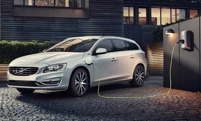 Swedish Utility Vattenfall Is Partnering With Volvo The Aim To Make Ev Charging Easier At Home