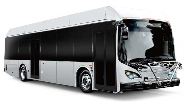 Grande Prairie Transit >> BYD Wins First Electric Bus Order with Canada's Largest Transit Operator