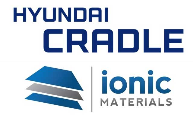 Hyundai Partners With Ionic Materials To Advance Battery Technology