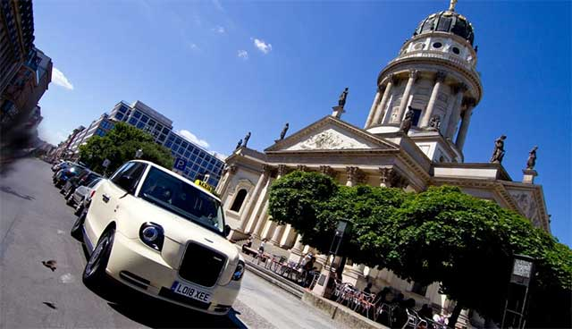 Londons Electric Taxi Is Coming To Berlin